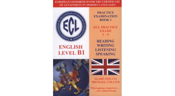 Practice Examination Book 1 Ecl Practice Exams